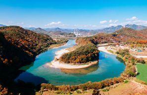 Leie bil Gangwon-Do, Sydkorea