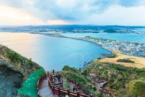 Leie bil Jeju-do, Sydkorea