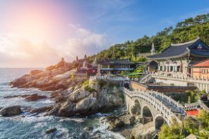 Leiebil Sydkorea