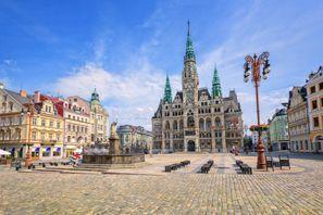 Leie bil Liberec, Tsjekkia