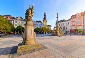 Leie bil Ostrava, Tsjekkia