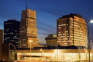Leie bil Akron, OH, USA - Amerikas forente stater