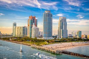 Leie bil Miami, USA - Amerikas forente stater