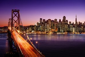 Leie bil San Francisco, USA - Amerikas forente stater